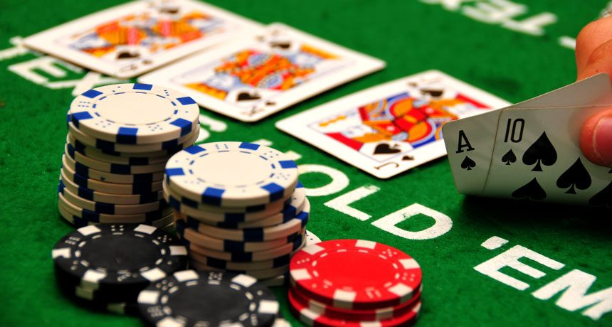 Age Restriction In Gambling